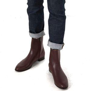NEW Matt & Nat Ankle Boots- Vegan Leather US 09